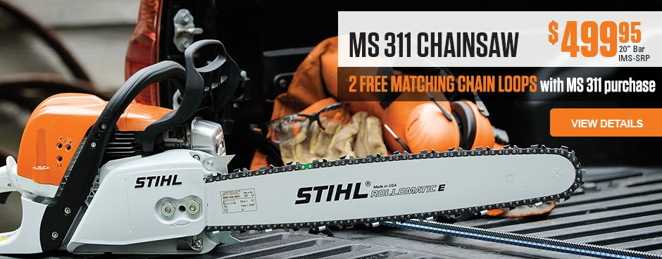 Free Matching Chain Loops with MS 311 purchase
